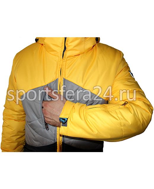 Muzhskoy zimniy kostyum R153-3
