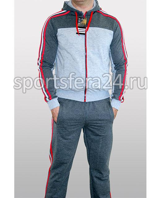 Фото мужского спортивного костюма из хлопка
