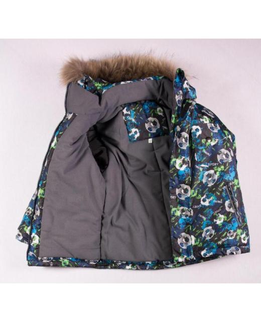 """Фото зимней куртки для мальчика """"2201"""""""