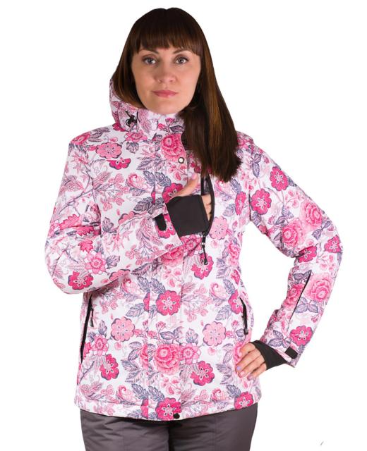 Зимний женский костюм Скай-2 мембрана до -25 С фото