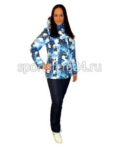 Костюм женский зимний прогулочный K242-1 фото