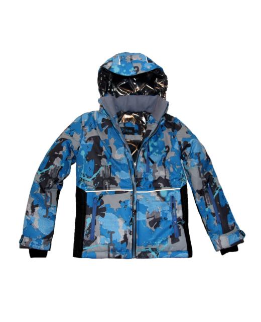 Зимняя куртка для мальчика m-181, мембрана до -30°C