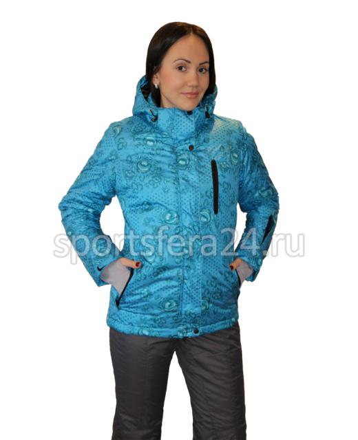 Женский зимний прогулочный костюм arctic-09 фото