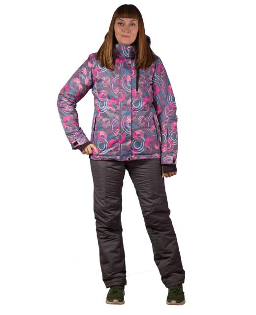 Фото зимнего прогулочного костюма Скай-12