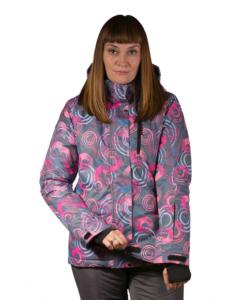 Фото девушки в зимней прогулочной куртке Скай-12