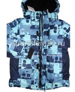 Фото зимней куртки для мальчика из мембранной ткани.