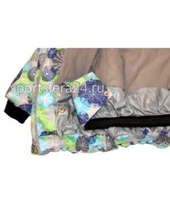 Фото зимней куртки изнутри, защита от холодного воздуха