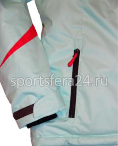 Фото куртка зимняя, рукав на регулируемой липучке