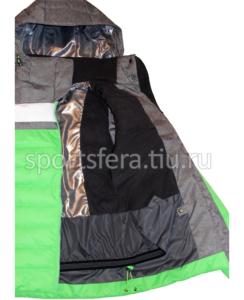 Фото зимней куртки с теплоотражающим покладом
