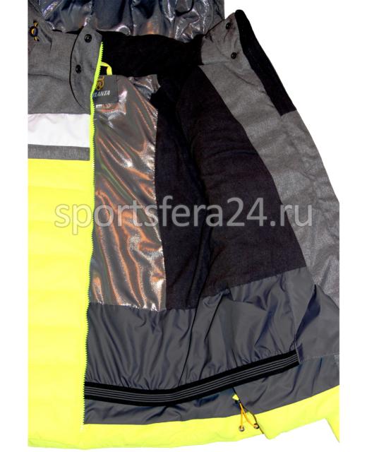 Фото зимняя куртка , регулировка по низу куртки