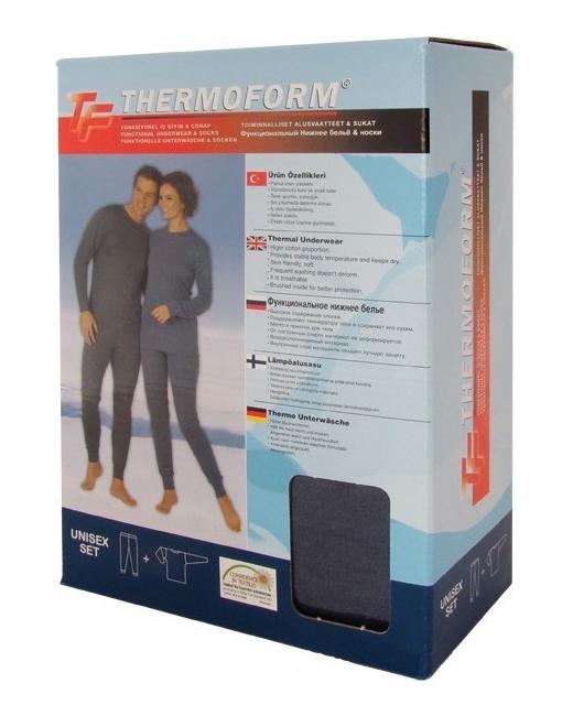 Фото коробки с термобельм Thermoform комплект