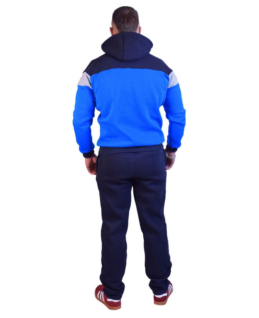 c9c334fd Купить мужской спортивный костюм с начесом PF02-02M | SportSfera