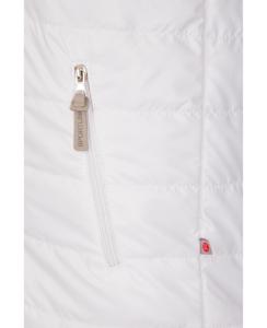 Жилет женский утепленный стеганный (белый)