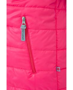 Жилет женский утепленный стеганный (розовый)