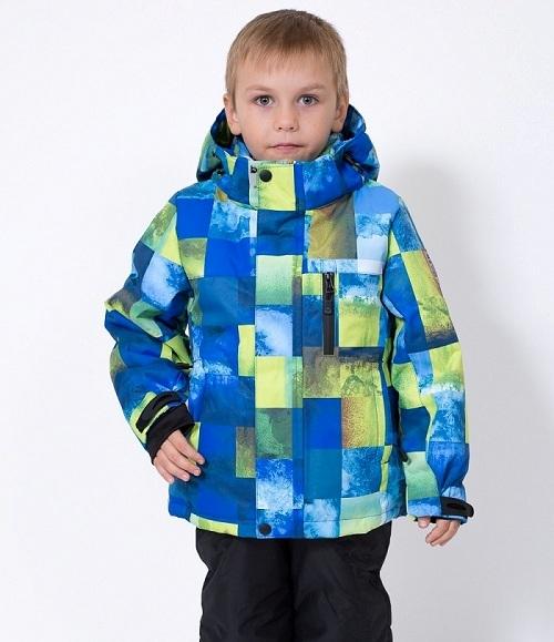 Зимний комплект для мальчика модель 620401