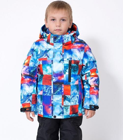 Зимний комплект для мальчика модель 620402