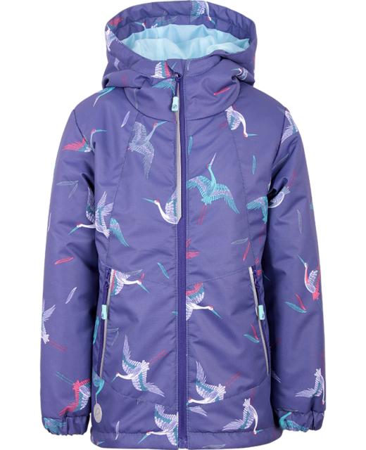 Куртка демисезонная для девочки модель 13214