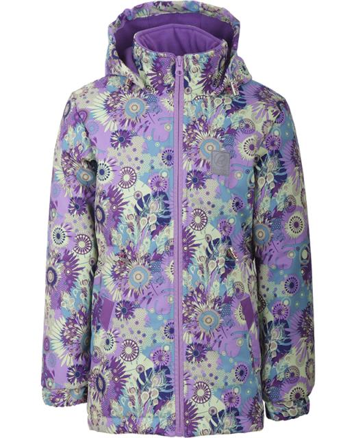 Куртка демисезонная для девочки модель 13198П