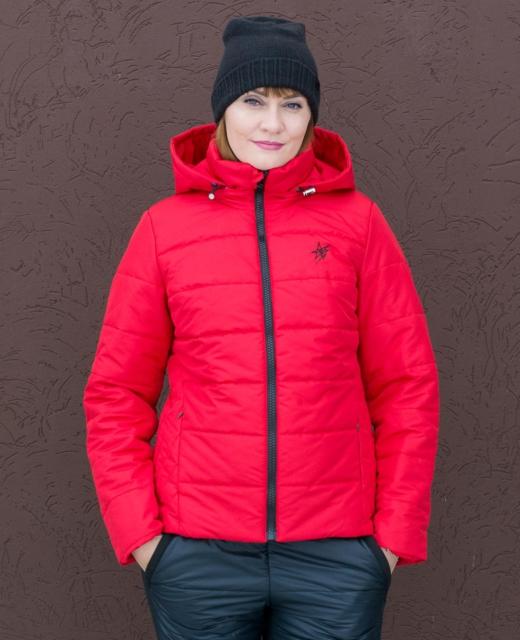 Куртка демисезонная женская 41АФ