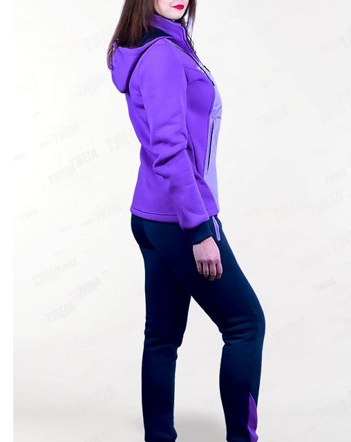Женский демисезонный спортивный костюм модель 6101VС