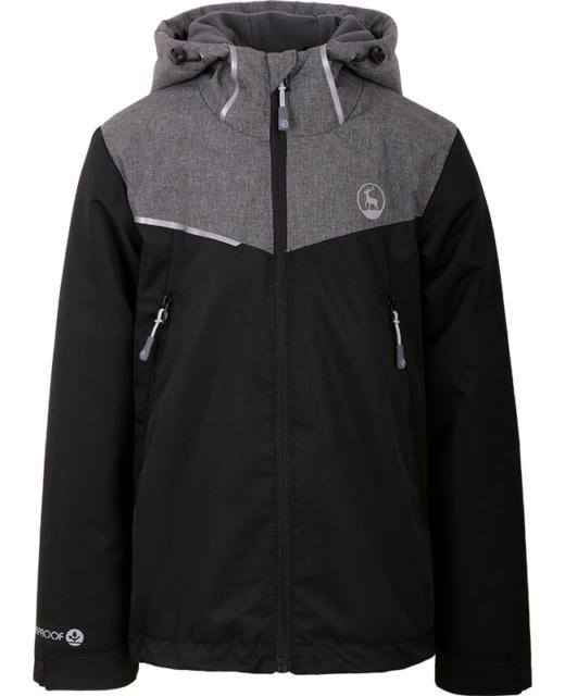Куртка демисезонная для мальчика модель 14230ЧС